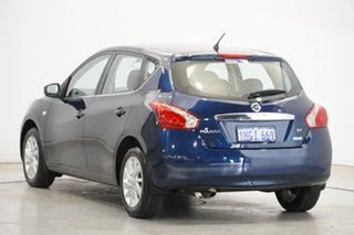 2016 Nissan Pulsar C12 Series 2 ST Ink Blue 1 Speed Constant Variable Hatchback