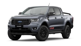 2021 Ford Ranger PX MkIII 2021.75MY FX4 Grey 6 Speed Sports Automatic Double Cab Pick Up.