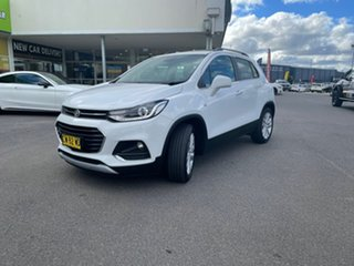 2020 Holden Trax LT White Automatic Wagon