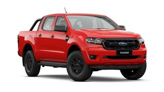 2021 Ford Ranger PX MkIII MY21.25 Sport 3.2 (4x4) True Red 6 Speed Automatic Double Cab Pick Up.