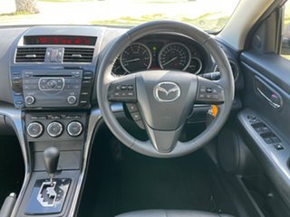 2012 Mazda 6 GH1052 MY12 Touring Black 5 Speed Sports Automatic Sedan