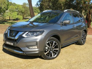 2020 Nissan X-Trail T32 Series III MY20 Ti X-tronic 4WD Grey 7 Speed Constant Variable Wagon.