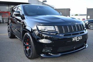 2018 Jeep Grand Cherokee WK MY18 SRT Black 8 Speed Sports Automatic Wagon.