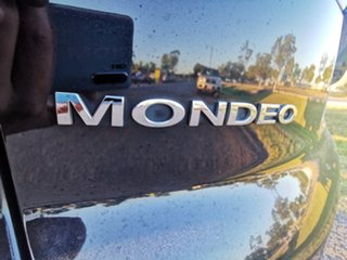 2013 Ford Mondeo MC Zetec TDCi Black 6 Speed Sports Automatic Wagon