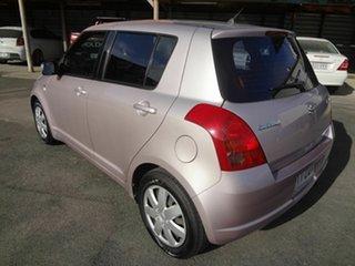 2005 Suzuki Swift EZ Pink 5 Speed Manual Hatchback.