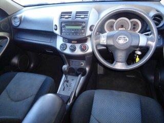 2007 Toyota RAV4 ACA33R CV Black 4 Speed Automatic Wagon