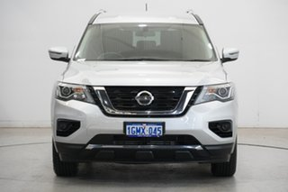2017 Nissan Pathfinder R52 Series II MY17 ST X-tronic 2WD Silver 1 Speed Constant Variable Wagon.