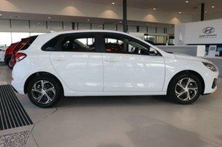 2021 Hyundai Sonata DN8.V1 MY21 N Line DCT Polar White 8 Speed Sports Automatic Dual Clutch Sedan.