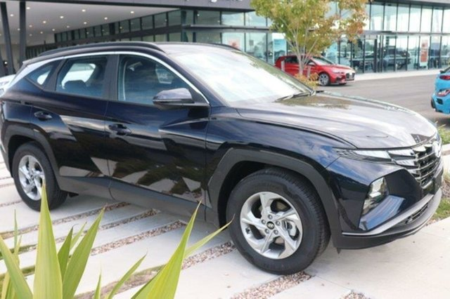 New Hyundai Tucson NX4.V1 MY22 2WD Augustine Heights, 2021 Hyundai Tucson NX4.V1 MY22 2WD Deep Sea Blue 6 Speed Automatic Wagon