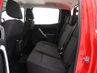 2020 Ford Ranger PX MkIII MY21.25 XLS 3.2 (4x4) Red 6 Speed Automatic Double Cab Pick Up