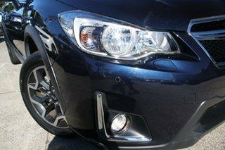 2017 Subaru XV MY17 2.0I-S Dark Blue Pearl Continuous Variable Wagon.