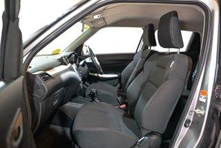 2019 Suzuki Swift AZ GL Silver 1 Speed Constant Variable Hatchback