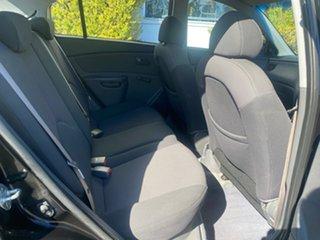 2009 Kia Rio JB MY09 LX Black 5 Speed Manual Hatchback