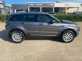 2014 Land Rover Range Rover Evoque L538 MY15 Pure Tech Grey/050215 9 Speed Sports Automatic Wagon.