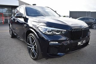 2020 BMW X5 G05 xDrive30d Steptronic M Sport Blue 8 Speed Sports Automatic Wagon.