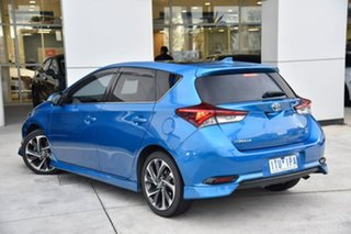 2017 Toyota Corolla ZRE182R ZR S-CVT Blue 7 Speed Constant Variable Hatchback