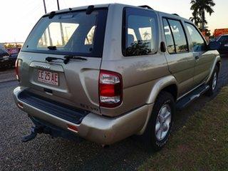 2003 Nissan Pathfinder WX II MY2003 ST Gold 4 Speed Automatic Wagon