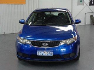 2012 Kia Cerato TD MY11 SI Blue 6 Speed Automatic Hatchback.