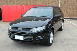 2012 Ford Territory SZ TX (RWD) Black 6 Speed Automatic Wagon.