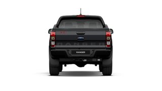 2021 Ford Ranger PX MkIII MY21.25 FX4 2.0 (4x4) Shadow Black 10 Speed Automatic Double Cab Pick Up