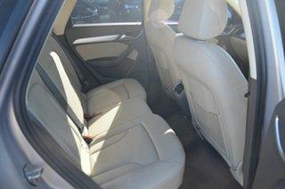 2013 Audi Q3 8U 2.0 TFSI Quattro (125kW) Beige 7 Speed Auto Dual Clutch Wagon