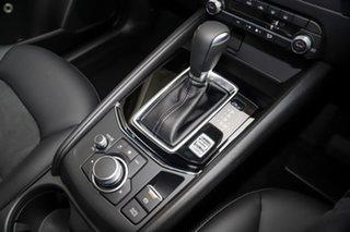 2021 Mazda CX-5 KF4WLA Touring SKYACTIV-Drive i-ACTIV AWD Grey 6 Speed Sports Automatic Wagon.