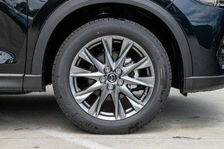 2021 Mazda CX-5 CX-5 K 6AUTO AKERA PETROL AWD Jet Black Wagon