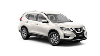 2021 Nissan X-Trail T32 MY21 ST X-tronic 2WD Ivory Pearl 7 Speed Constant Variable Wagon