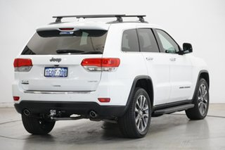 2018 Jeep Grand Cherokee WK MY19 Limited White 8 Speed Sports Automatic Wagon