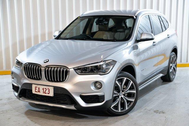 Used BMW X1 F48 xDrive25i Steptronic AWD Hendra, 2016 BMW X1 F48 xDrive25i Steptronic AWD Silver 8 Speed Sports Automatic Wagon