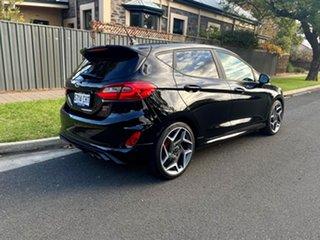 2020 Ford Fiesta WG 2021MY ST Agate Black 6 Speed Manual Hatchback