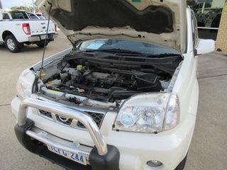 2006 Nissan X-Trail T30 II TI White 4 Speed Automatic Wagon.