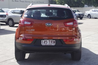 2013 Kia Sportage SL Series II MY13 Platinum Orange 6 Speed Sports Automatic Wagon.