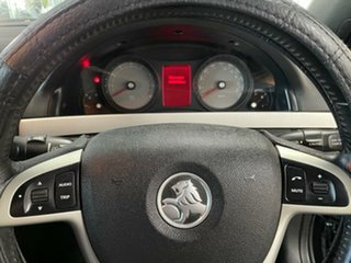 2009 Holden Ute VE MY10 SV6 Black 6 Speed Manual Utility