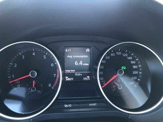 2015 Volkswagen Polo 6R MY16 81TSI DSG Comfortline Grey 7 Speed Sports Automatic Dual Clutch