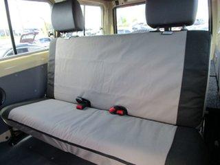 2020 Toyota Landcruiser VDJ78R GXL Troopcarrier Beige 5 Speed Manual Wagon