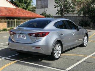 2014 Mazda 3 BM5236 SP25 SKYACTIV-MT Astina Silver 6 Speed Manual Sedan.