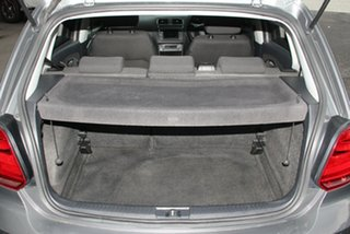 2015 Volkswagen Polo 6R MY15 81TSI Comfortline Grey 6 Speed Manual Hatchback