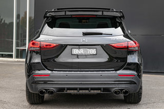 2021 Mercedes-Benz GLA-Class H247 801+051MY GLA45 AMG SPEEDSHIFT DCT 4MATIC+ S Cosmos Black 8 Speed.