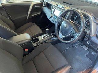2015 Toyota RAV4 ASA44R GXL AWD Silver/010417 6 Speed Sports Automatic Wagon