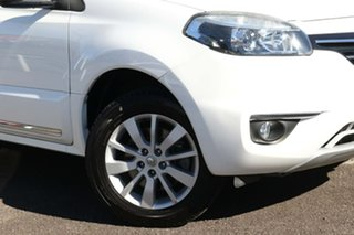 2013 Renault Koleos H45 Phase II Expression White 1 Speed Constant Variable Wagon
