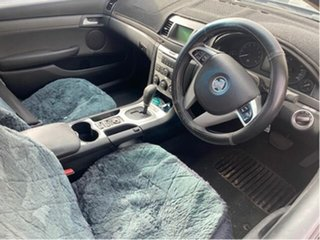 2010 Holden Commodore VE II International Blue 6 Speed Automatic Sedan.