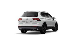 2021 Volkswagen Tiguan 5N MY21 162TSI Highline DSG 4MOTION Allspace Pure White 7 Speed