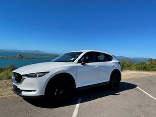 2021 Mazda CX-5 K GT SP White 6 Speed Automatic Wagon