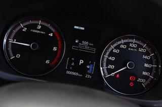 2021 Mitsubishi Triton MR MY21 GLX-R Double Cab White 6 Speed Sports Automatic Utility