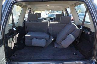 2010 Nissan Patrol GU 7 MY10 ST Silver 4 Speed Automatic Wagon