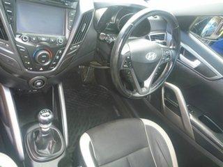 2014 Hyundai Veloster FS4 Series II SR Coupe Turbo Black 6 Speed Manual Hatchback