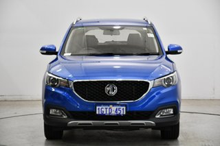 2018 MG ZS AZS1 Excite 2WD Regal Blue 4 Speed Automatic Wagon.