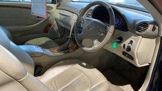 2002 Mercedes-Benz CLK-Class C208 CLK320 Avantgarde Blue 5 Speed Automatic Coupe