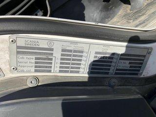 2004 Scania P124 White Prime Mover